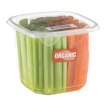 Urban Roots Organic Carrot & Celery Sticks