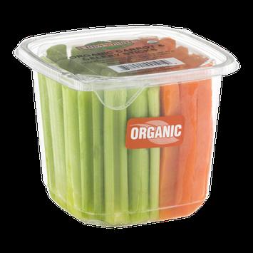 Urban Roots Organic Carrot & Celery Sticks