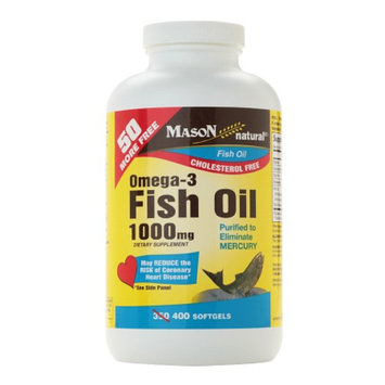 Mason Natural Omega-3 Fish Oil 1000 mg