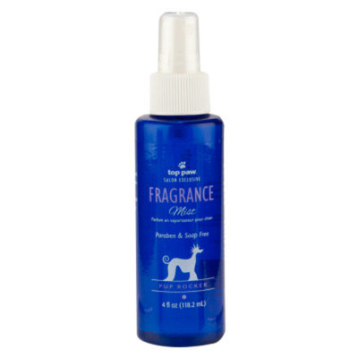 Top Paw Pup Rocker Scented Dog Fragrance