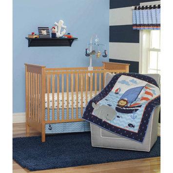 Child of Mine by Carter's Captain Cutie 3-Piece Crib Bedding Set
