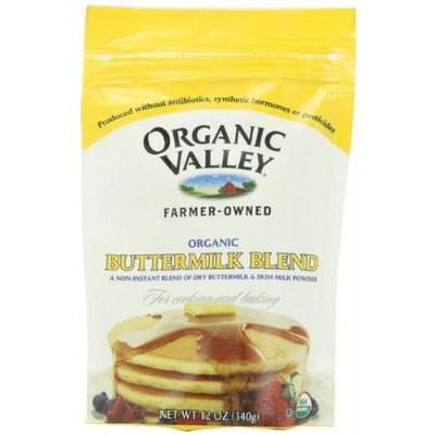 Organic Valley Dry Milk 95% organic Buttermilk 12 Oz