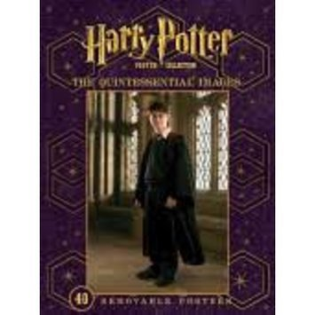 Harry Potter Poster Collection: The Quintessential Images [Book]