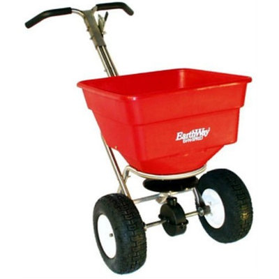 Earthway C24SS Professional Broadcast Spreader 100 Ibs. with stainless steel chassis w/ heavy duty axle support (Discontinued by Manufacturer)