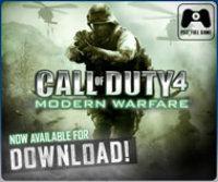 Activision Call of Duty 4: Modern Warfare DLC
