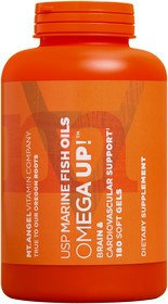 Omega Up! Mt. Angel Vitamins 180 Softgel
