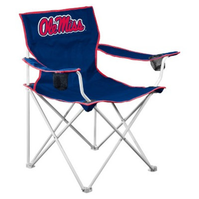 NCAA Ole Miss Rebel Deluxe Chair