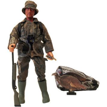 Turkey Hunter Dan Action Figure