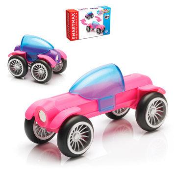 Smartmax SmartMax Pink & Purple Car Set