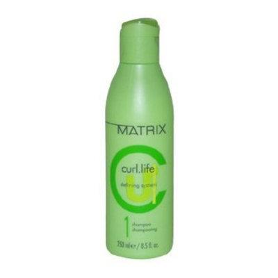 Matrix Essentials Curl Life Shampoo for Unisex, 8.5 Ounce
