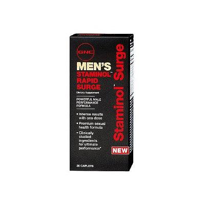 GNC Men's Staminol Rapid Surge