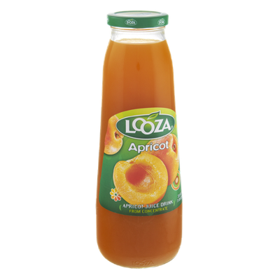 Looza Apricot Juice Drink
