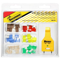 Bussmann Fuses CP/NO.43 ATM Mini Blade Fuse Kit with Pull