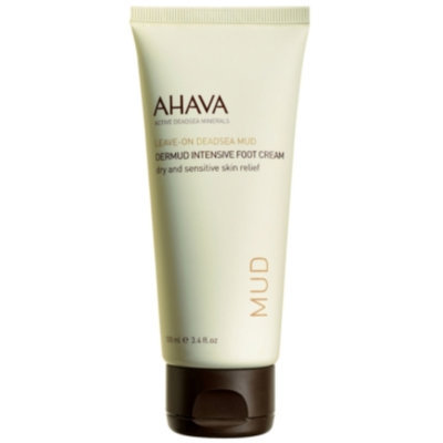 AHAVA Dermud Intensive Foot Cream Dry and Sensitive Skin Relief