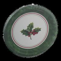 Smart Living Holiday Plates - 8 CT