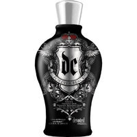 Devoted Creations Forever Black 50XXX Tanning Lotion Instantly Dark Dramatic Bronzing Gelee 12.25 oz