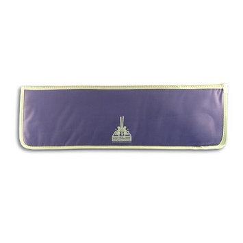 Corioliss Flat Iron Pouch, Purple
