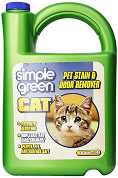 Simple Green Cat Pet Stain & Odor Remover: 1 Gallon