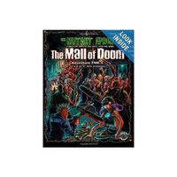 The Mall of Doom: Adventure TME-1 Paperback? September 24, 2012