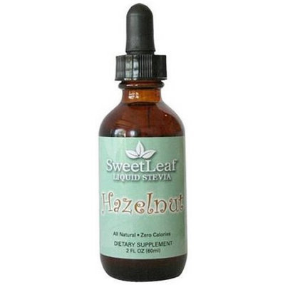 Generic SweetLeaf Hazelnut Liquid Stevia, 2 fl oz