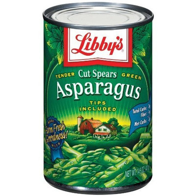 Libbys Libby's Cut Asparagus Spears, 14.5-Ounce Cans (Pack of 12)
