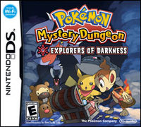 Nintendo Pokemon Mystery Dungeon: Explorers of Darkness