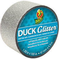 Duck Self-adhesive Tapes Silver 15ft DUCK