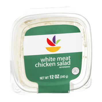 Ahold White Meat Chicken Salad