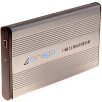 Cirago CST1000 Series 320GB USB Portable Storage