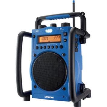 Sangean U3R Digital AM/FM Water-Resistant Utility Radio