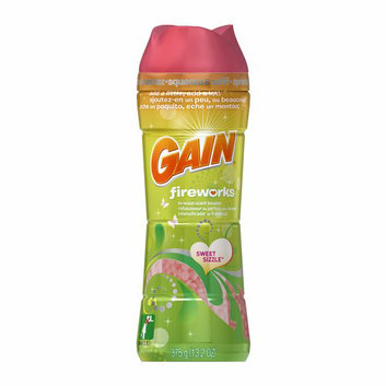 Gain Fireworks Sweet Sizzle In-Wash Scent Booster