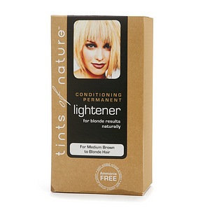Tints of Nature Conditioning Permanent Lightener for Blonde Results Naturally