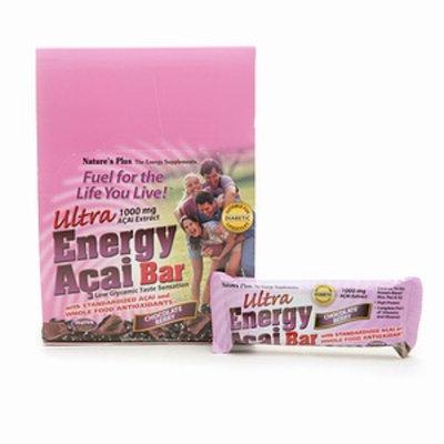 Nature's Plus Ultra Energy Acai Bar