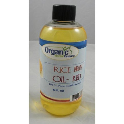 SAAQIN ® Rice Bran Oil - RBD - 100% Pure 8 Oz