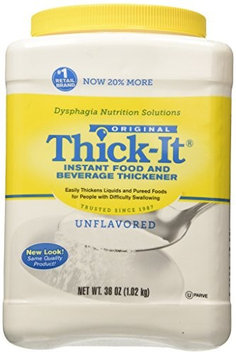 Kent Precision Foods Group Inc Thick-It Original Instant Food Thickener 36 oz. Part No. J585-C6800 Qty 1 Each