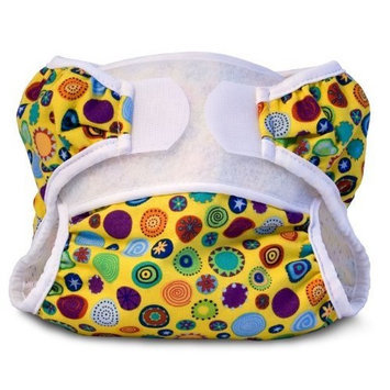Bummis Swimmi Cloth Diapers, Pizzazz, Small (9-15 lbs)