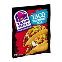 Taco Bell Home Originals Taco Seasoning Mix