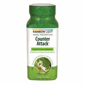 Rainbow Light Herbal Precriptives Counter Attack