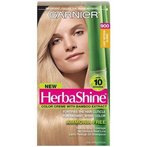 Garnier Herbashine Haircolor, 900 Light Natural Blonde []
