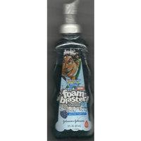 Johnson & Johnson Johnson's Kids No More Tears Foam Blaster Shampoo Jazzy Blue Raspberry 9oz (2 Pack)