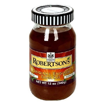 Robertson's Thick Cut Orange Marmalade, 12-Ounce Jars (Pack of 6)