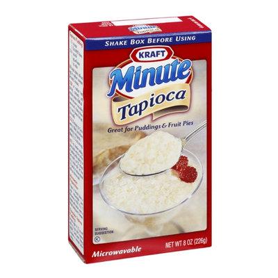 Kraft Minute Tapioca