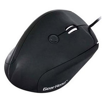 Gear Head Laser Wired Mouse