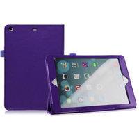 Tri-Fold Folio Case for iPad Air- Purple