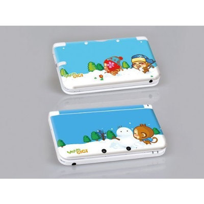 Pacers Nintendo 3DS XL/LL Protective Skin Decorative Sticker
