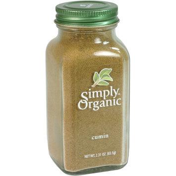 Simply Organic Certified Organic Cumin Ground