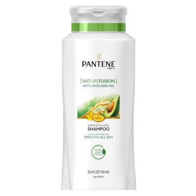 Pantene Pro-V Nature Fusion Smooth Vitality Shampoo, 25.4 oz