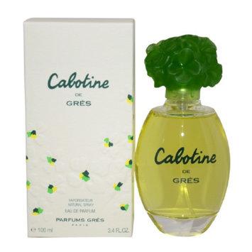 Women's Cabotine by Gres Eau de Parfum Spray - 3.4 oz