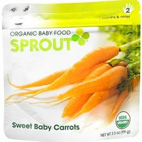 Sprout Organic Baby Food:  2 Intermediate: Seven Months & Older
