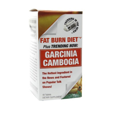 Applied Nutrition Fat Burner Plus Garcinia Cambogia, Tablets